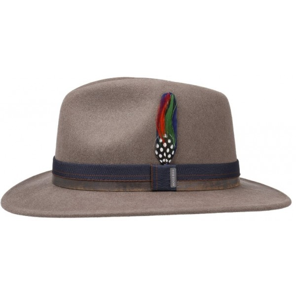 Stetson Traveller Hoed | Taupe