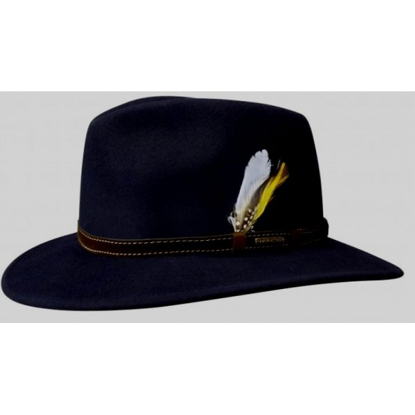 Stetson Vancouver Hoed | Blauw