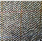 Colbert Harris Tweed Wellington | Olijf Visgraad